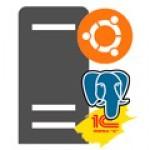 Debian + PostgreSQL + SysLog + Zabbix