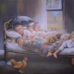 Один день из жизни многодетной семьи