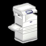 Вход в диагностический режим Xerox WC Pro 128